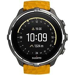 Suunto - Spartan Sport Wrist HR Baro - SS050000000 - Reloj GPS para Atletas Multideporte - Ámbar - Talla Única