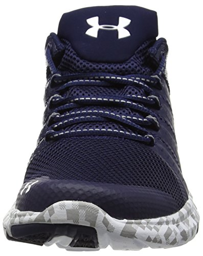 Under Armour Ua Micro G Limitless Tr 2 Se, Chaussures Multisport Outdoor Homme Bleu (Midnight Navy 410)