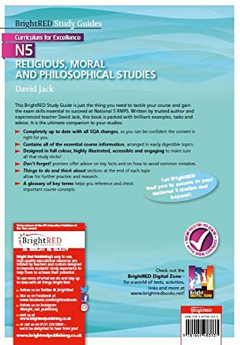 Jack, D: BrightRED Study Guide National 5 RMPS (Religious, M