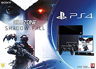 [Ancienne version] Console PS4 500 Go Noire + Killzone : Shadow Fall + Caméra PS4 + 2ème Manette PS4 Dual Shock (B00ET1MFIG) | Amazon price tracker / tracking, Amazon price history charts, Amazon price watches, Amazon price drop alerts
