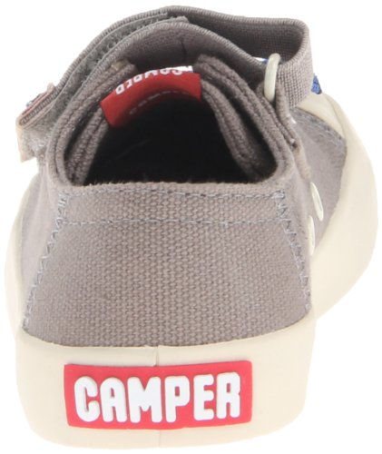 Camper Peu 80473, Baskets mode mixte enfant Gris (Gray-002)