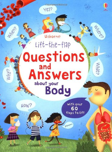 Lift the Flap Questions and Answers about your Body thumbnail