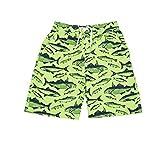 Garçons Enfants Imprimé Aztèque Shorts de piscine maillot de bain