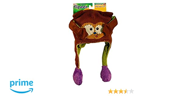 Idea Village Flipeez Peek-A-Boo Puppy Action Hat