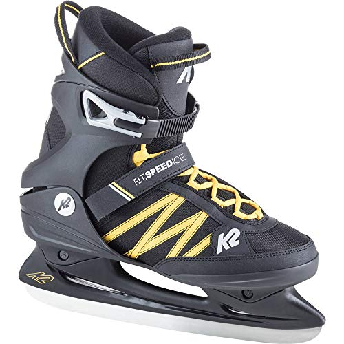K2 25C0070-1 Herren F.I.T. Speed Ice Feld hockey schuhe - Mehrfarbig, 44,5 EU