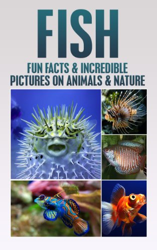 FISH: Fun Facts and Incredible Pictures on Animals and Nature: Fish (AGE 7-12) (Children's Books on Animals & Nature, fish,) (English Edition)