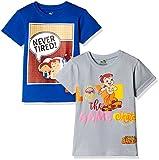 #9: Chhota Bheem Boys' T-Shirt (Pack of 2)
