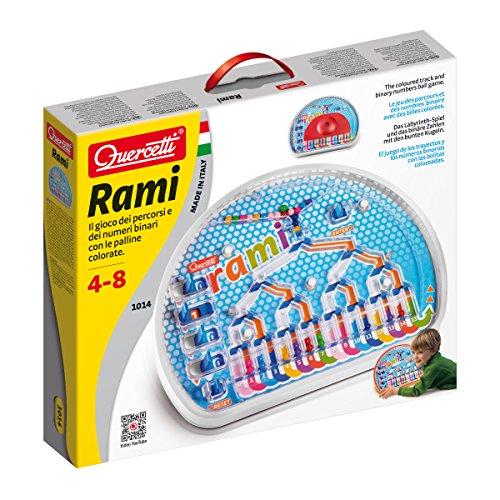 Quercetti Rami, Multi Color