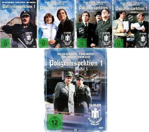 Staffel 1-5 (15 DVDs)