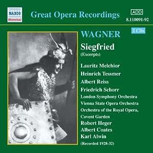 Siegfried (Auszüge)