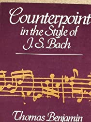 Counterpoint in the Style of J.S. Bach