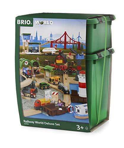 BRIO World  - 33766 - CIRCUIT LE MONDE EXTRAORDINAIRE DE BRIO