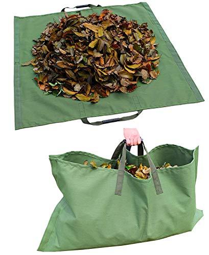 Bolsa basura jardín - Bolsa basura jardinería reutilizable