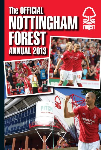 Official Nottingham Forest FC Annual 2013 (Annuals 2013) por Grange Communications Ltd