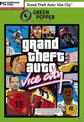 Grand Theft Auto: Vice City (Download Code)