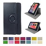 Case Cover für Samsung Galaxy Tab S3 T825 LTE Tablet Schutzhülle Etui mit Touch Pen & Standfunktion – Schwarz 10.1 Zoll 360˚