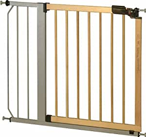 Wohnstyle barri re de s curit omega xxxl 108 120 cm de haute qualit pression sans - Barriere de securite sans percage ...