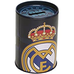 Real Madrid - Hucha cubilete metal (CYP Imports PH-12-RM)