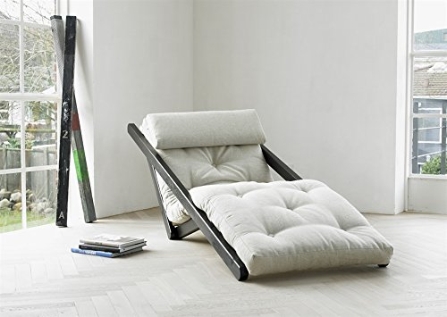 Poltrona Letto Futon : Viverezen poltrona letto futon chaise longue figo zen misura