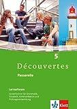 Produkt-Bild: Klett Sprachtrainer. Französisch 5. Lernjahr. Decouvertes / Tous ensemble. CD-ROM für Windows 98SE/ME/XP/NT/2000. Passend zu den Klett Schulbüchern (Lernmaterialien)