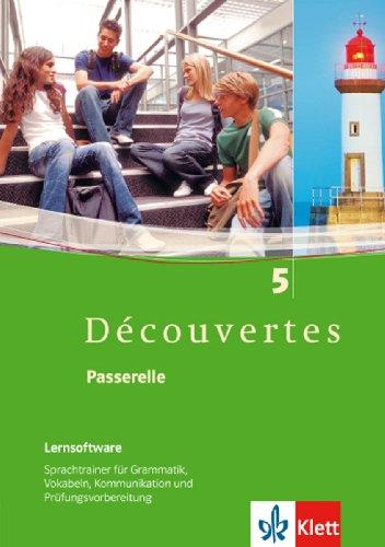 Klett Sprachtrainer. Französisch 5. Lernjahr. Decouvertes / Tous ensemble. CD-ROM für Windows...