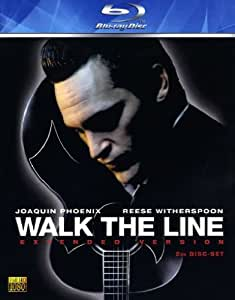 Walk the Line - Extended Version [Blu-ray]