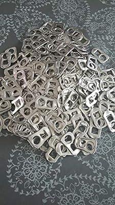 lot de 210 capsules de canettes de récupération - lavées et triées