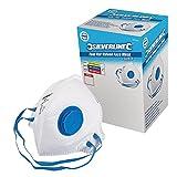 Silverline 282404 - Mascarilla y respiradores (tamaño: 25-Pack)