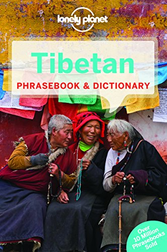 Lonely Planet Tibetan Phrasebook & Dictionary par Lonely Planet