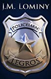 Front cover for the book Policeman Legros by J. M. Lominy