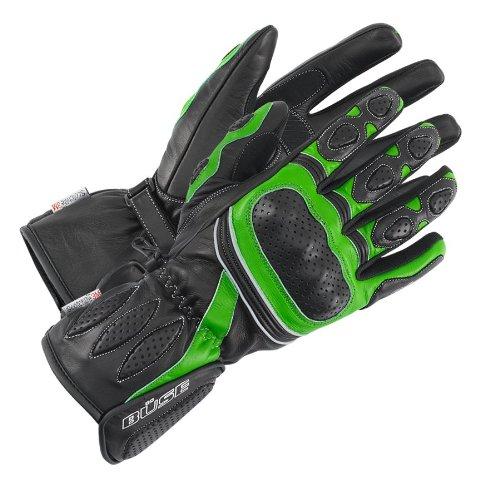Büse 307784-10 Handschuh Pit Lane grün/schw. 10