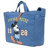 ililily Disney klassischer Stil Mickey Maus Multi-purpose Kreuz Körper Schulter Umhängetasche Tasche