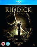 The Riddick Collection (Blu-ray)