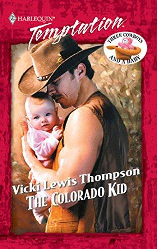 The Colorado Kid (Mills & Boon Temptation) (English Edition)