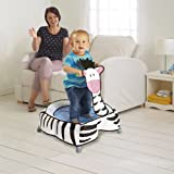 World's Apart A-Zebra Toddler Trampoline with Sounds - 14