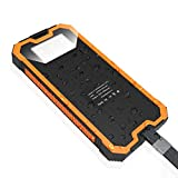 Newrita Batterie Externe 16000mAh Chargeur Solaire avec...