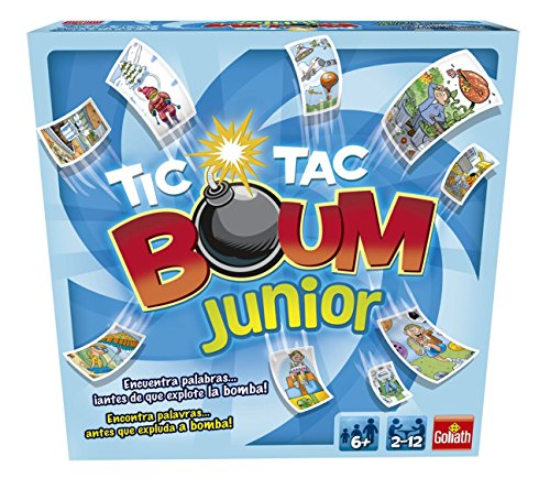 Goliath - Tic Tac Boum Junior