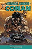 Savage Sword of Conan Volume 12 by Don Kraar (2012-11-20)