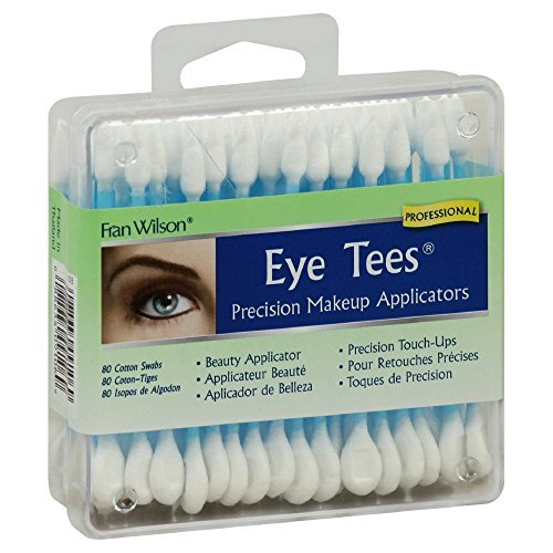Fran Wilson Eye Tees Applicators, 80 Count by Fran Wilson (De Fran)