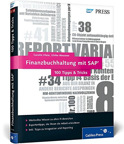SAP-Finanzwesen Buch Bestseller