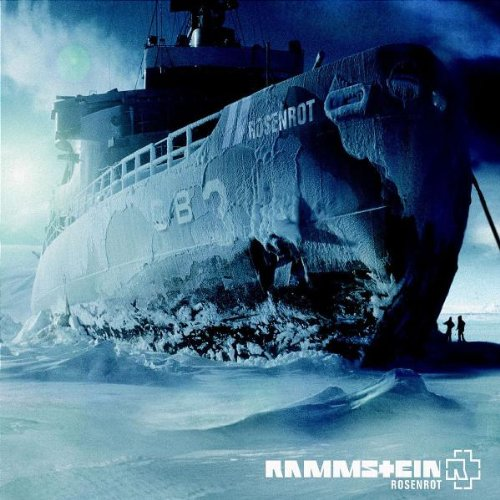 Rosenrot (Limited Edition) (CD + DVD) (Rammstein Limited Edition)