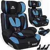 Kidiz® Autokindersitz Kinderautositz Sportsline ✓ Gruppe 1+2+3 ✓ 9-36 kg...