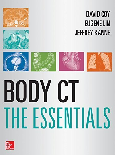 Body CT The Essentials by Eugene Lin (2014-09-01)