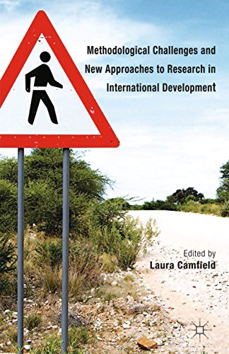 Methodological Challenges and New Approaches to Research in International Development (English Edition)