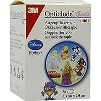 OPTICLUDE 3M Disney Girls midi 2538MDPG-50 50 St Pflaster preisvergleich bei billige-tabletten.eu
