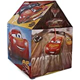 IndusBay Disney Pixar Cars Theme Play House Pipe Tent House - Fun Cottage For Indoor Or Outdoor Activity