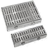 comdent 28–2414–5bandeja de cassette esterilización para 5instrumentos, 210x 70x 30mm)