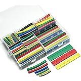 Gikfun Heat Shrink Tubing Tube Sleeve Wrap Wire Kit 7 Colors 9 Sizes Wrap Sleeve Kit (Pack Of 385PCS) EK1850