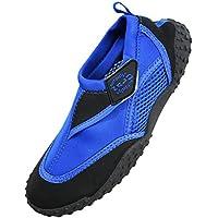 Nalu Hook and Loop Aqua Surf / Beach / Wetsuit Shoes