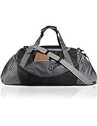 Novex Lite 2 Black Travel Duffle Bag
